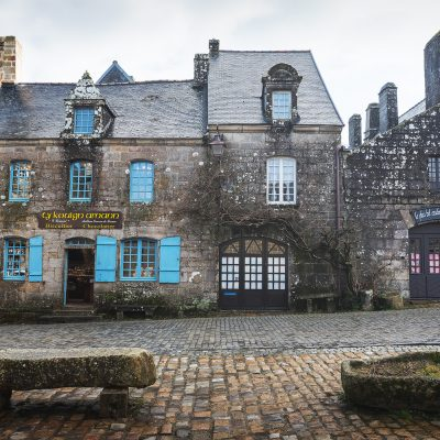 """Locronan village """"The most beautiful place of the world is here"""""""